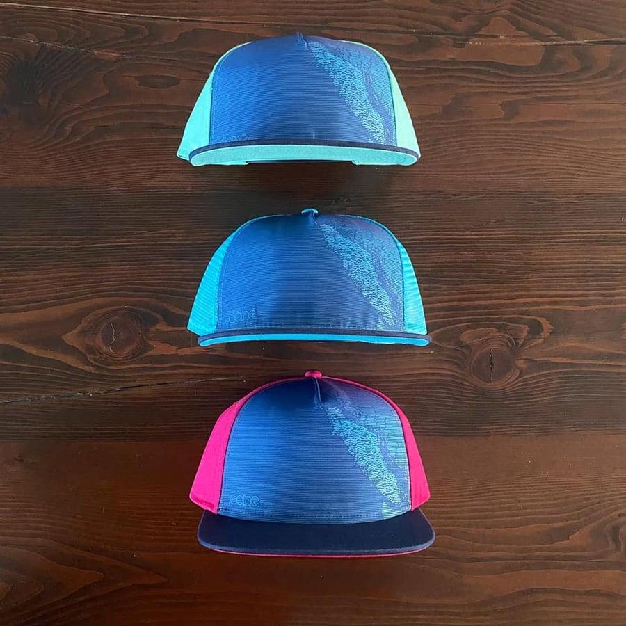 Image of Gradient VI Topographic Hat
