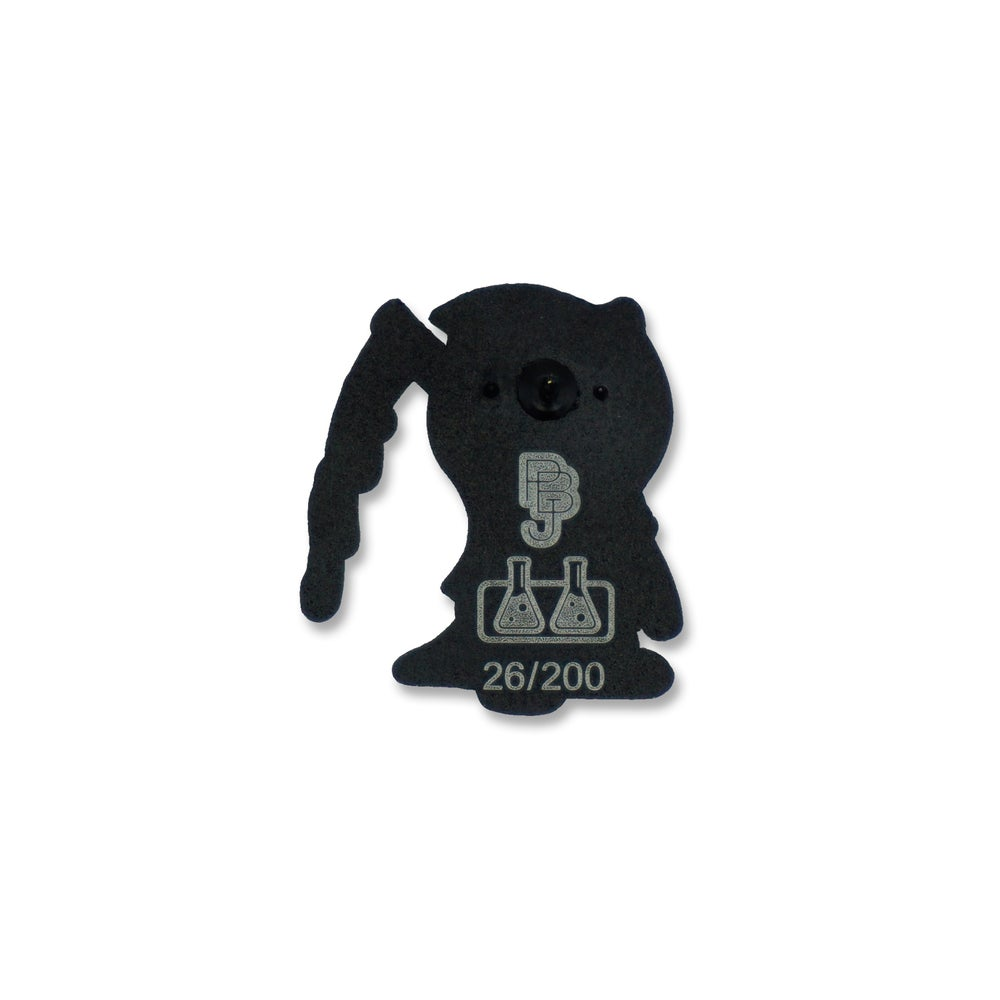 PBJ x The Capologists - Sticky Reaper enamel pin