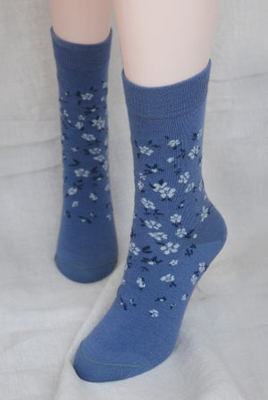 Image of Manuka Flower Socks - Aotearoa Collection