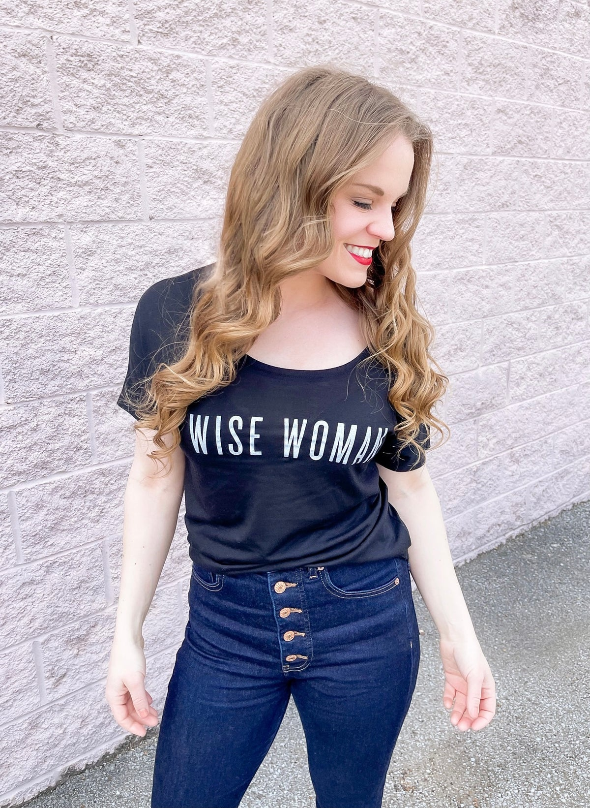 Wise Woman T-shirt PRE-ORDER