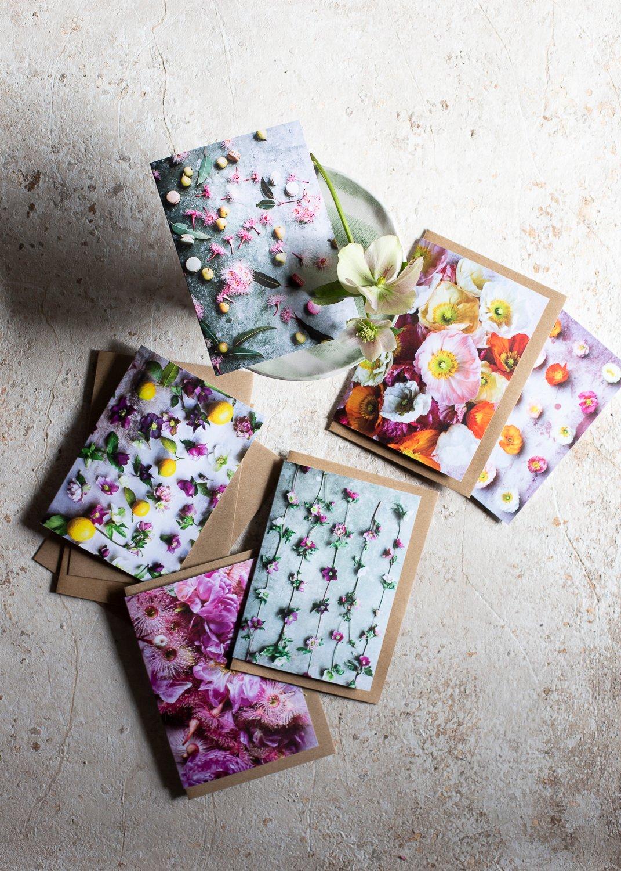 Image of Blossom Bright — greeting card set (6)