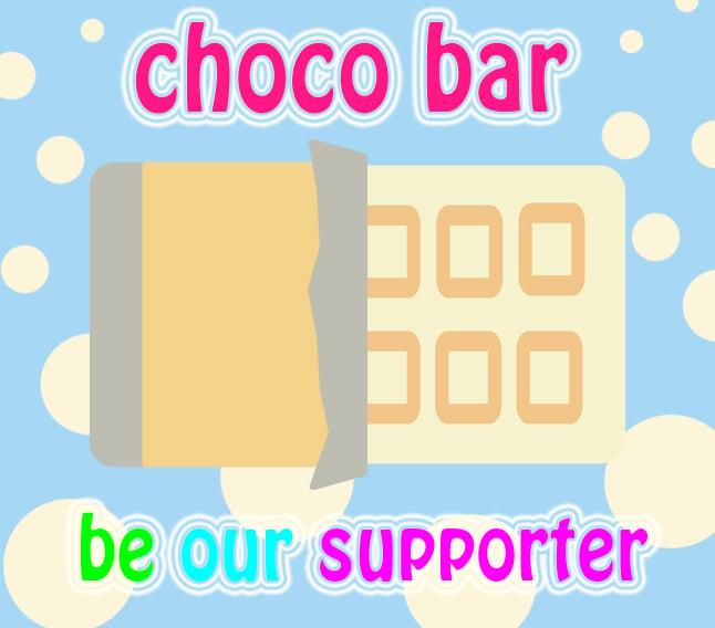 ChocoBar - 1 month supporter