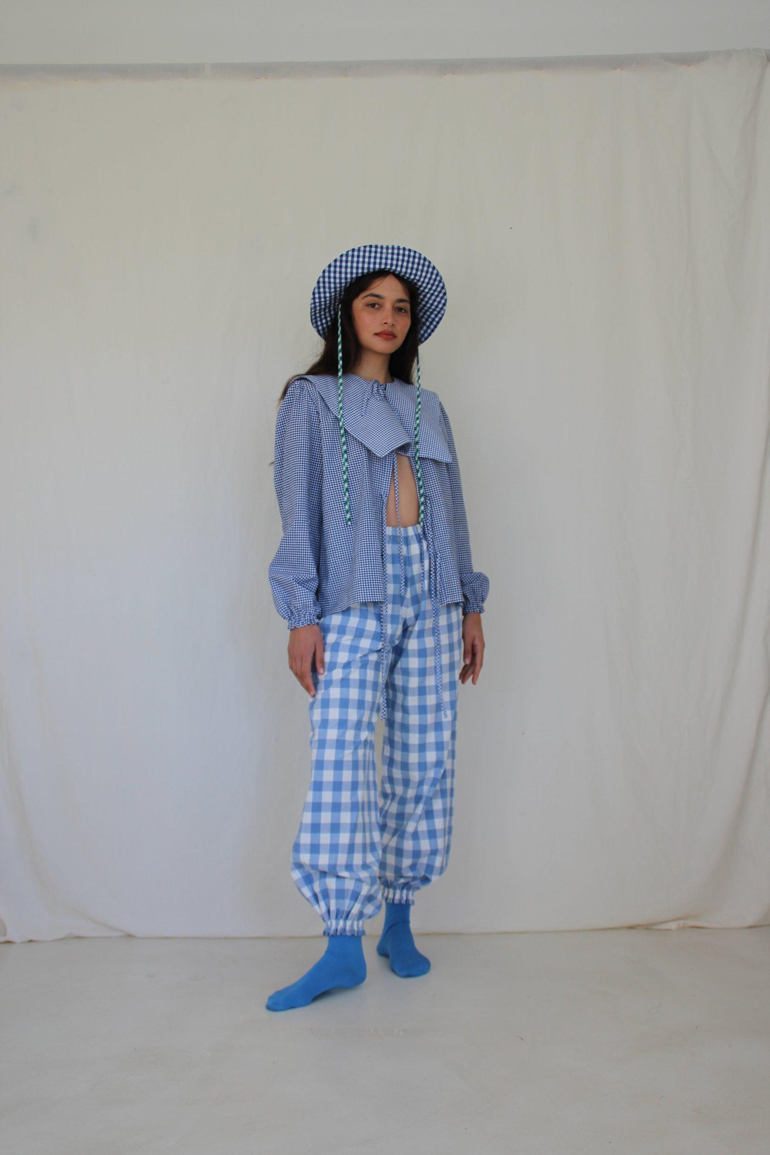 Flinders Curtain Trousers