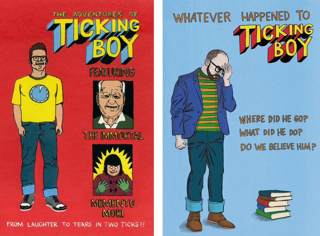 Ticking Boy double pack