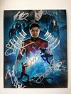 Shang Chi Cast Signed (6) 8x10