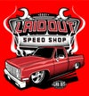 Laidout Speed Shop C10 Red
