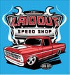 Laidout Speed Shop F100 Blue