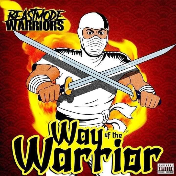 Image of BEASTMODE WARRIORS: WAY OF THE WARRIOR LP