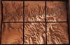 Custom Personalized Large Tiled Map