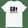 G.B.I. Logo Tee Black Letters