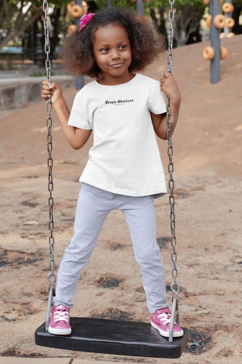 Image of People Blockers Basic T-Shirt (Adult & Kids)