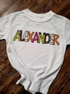 Spooky Personalized Halloween Shirts