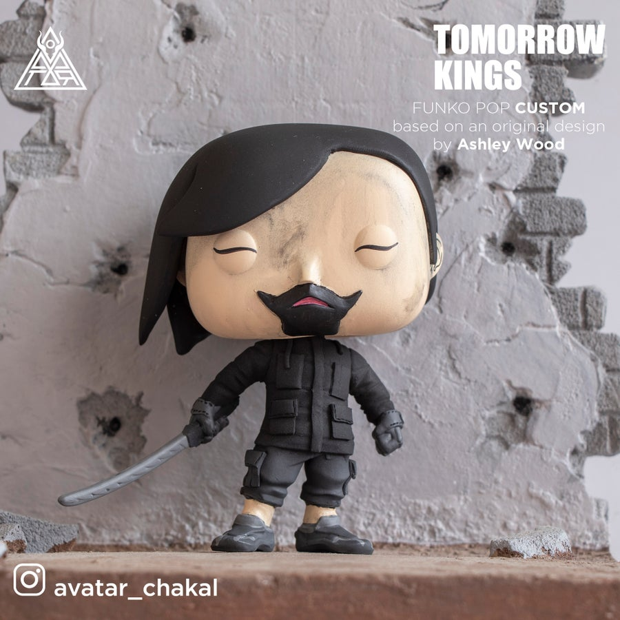 Image of Tomorrow Pop / Oyabun YAMA