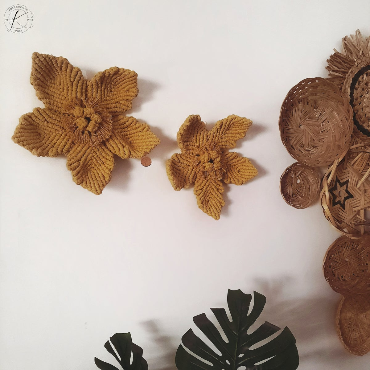 Image of Wall Flowers - Set