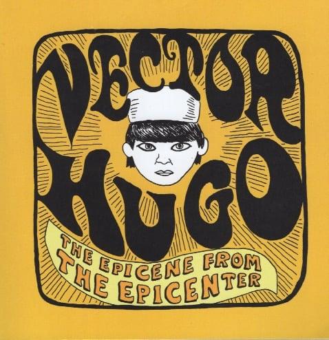 Image of Vector Hugo by Matthew Thurber