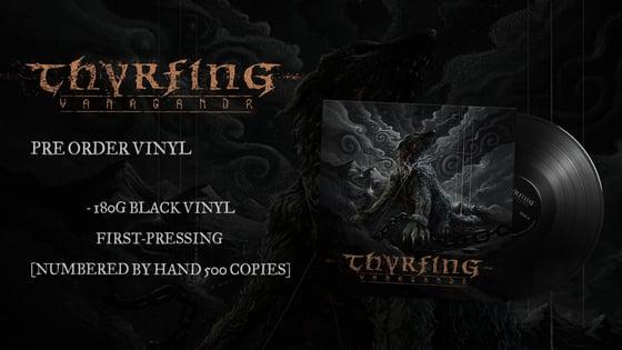 Image of THYRFING - Vanagandr - Vinyl (3rd pressing)