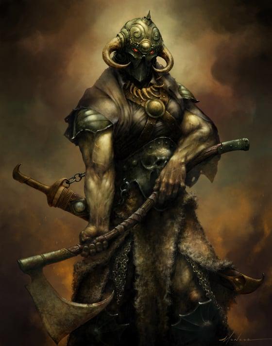 Image of Death Dealer