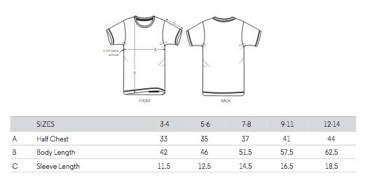 Image of T-Shirt drops grey