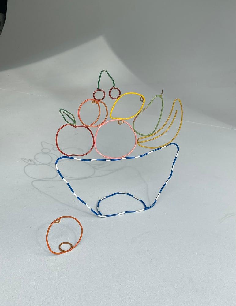 Image of Abundant Fruit Bowl