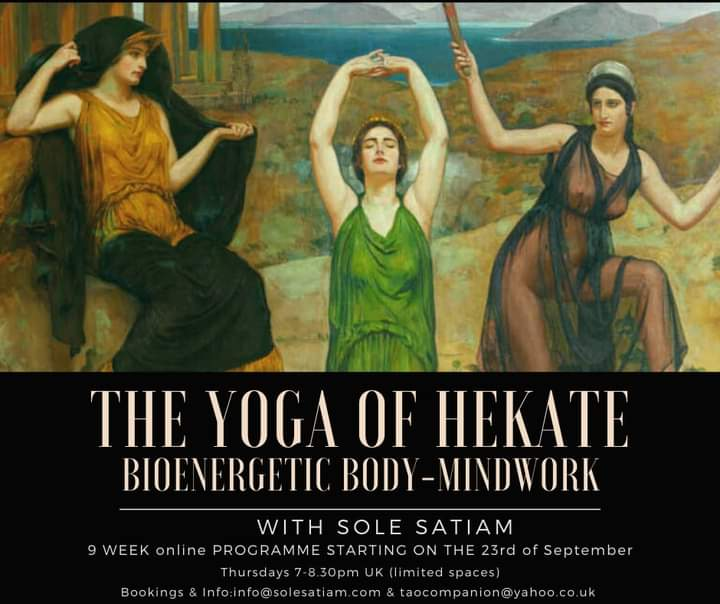 Image of The Yoga of Hekate