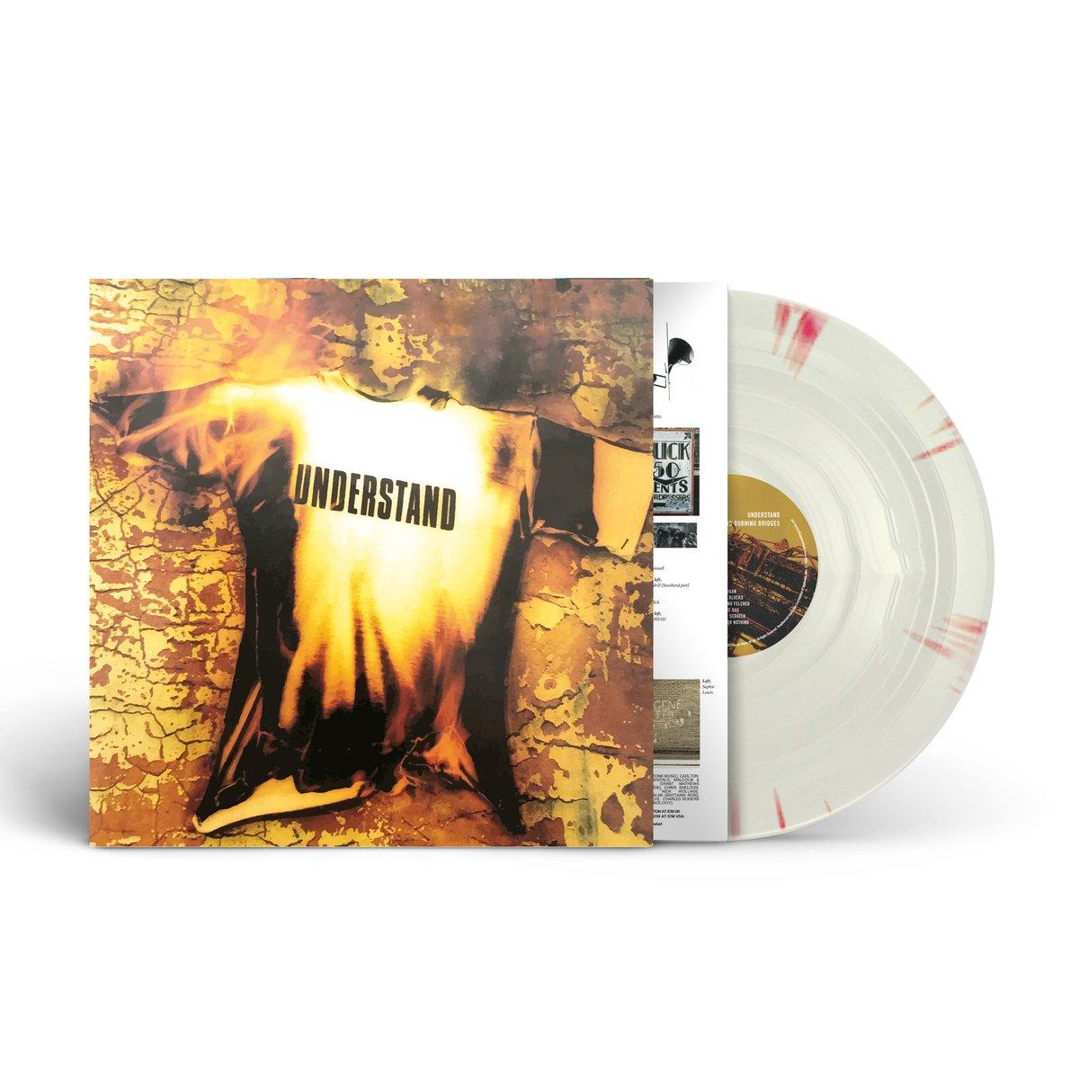 Image of Understand - Burning Bushes and Burning Bridges LP