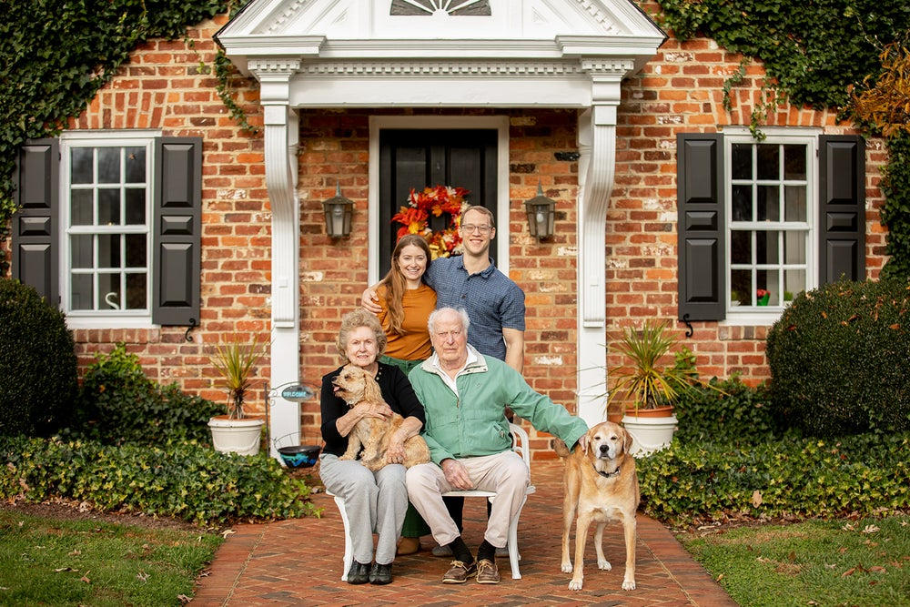 Image of 2021 Thanksgiving Front Porch Mini Sessions