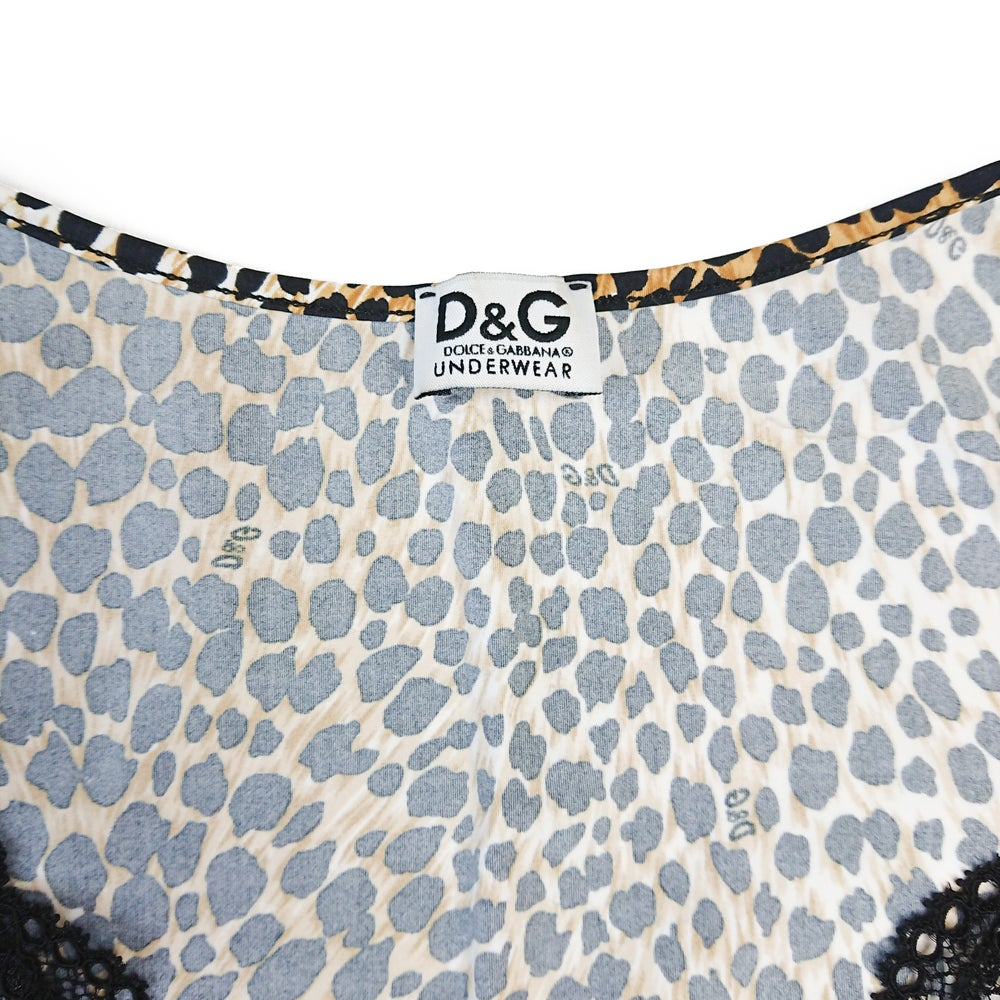 Image of Dolce and Gabbana Lace Camisole