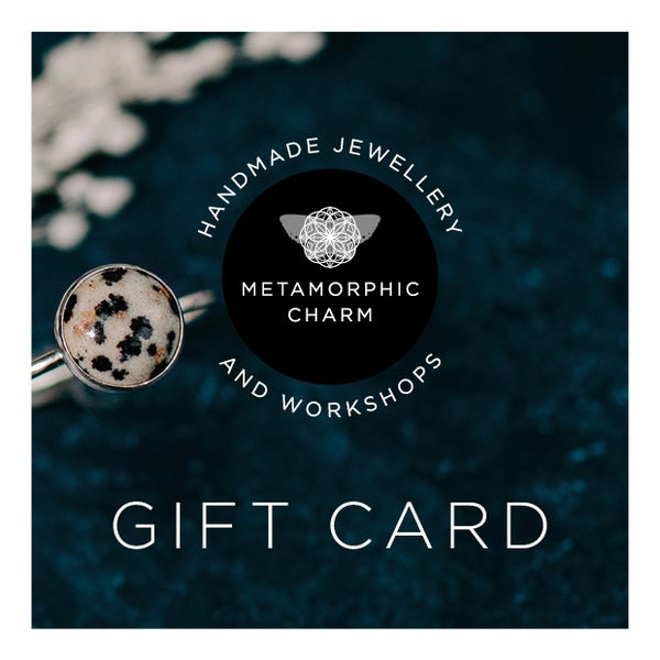 Image of Jewellery & Workshop Gift Card