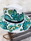 Lucy Hand Painted Hat