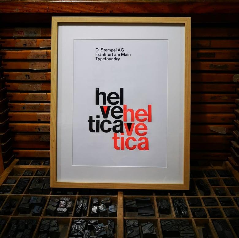 Image of Helvetica (D. Stempel AG)