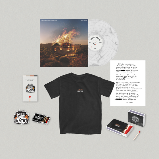 """Image of """"More Harm"""" Deluxe Bundle"""