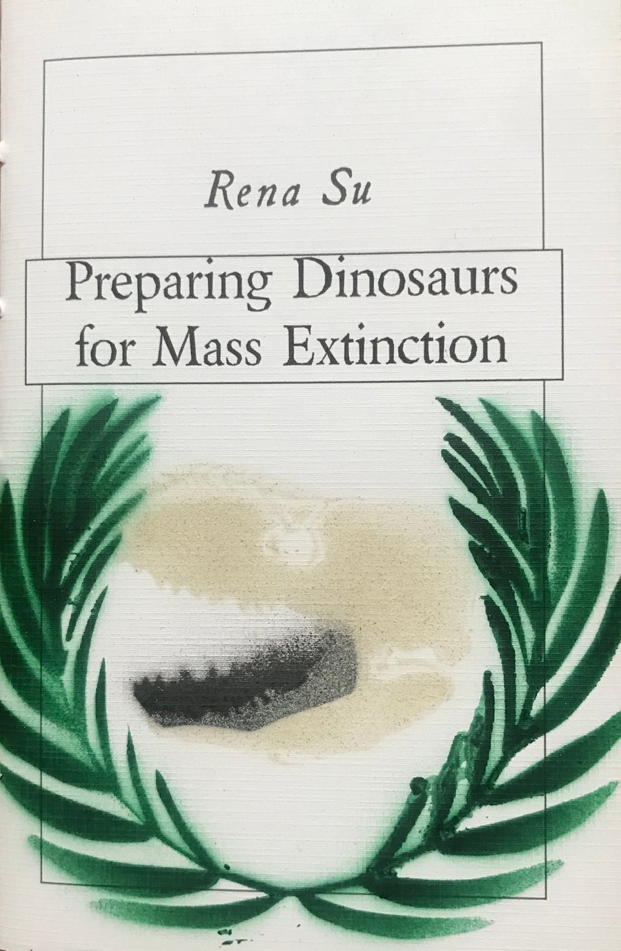 """Image of """"Preparing Dinosaurs for Mass Extinction"""" by Rena Su"""
