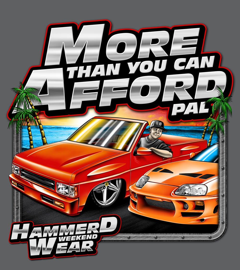 Image of More then you can afford Pal