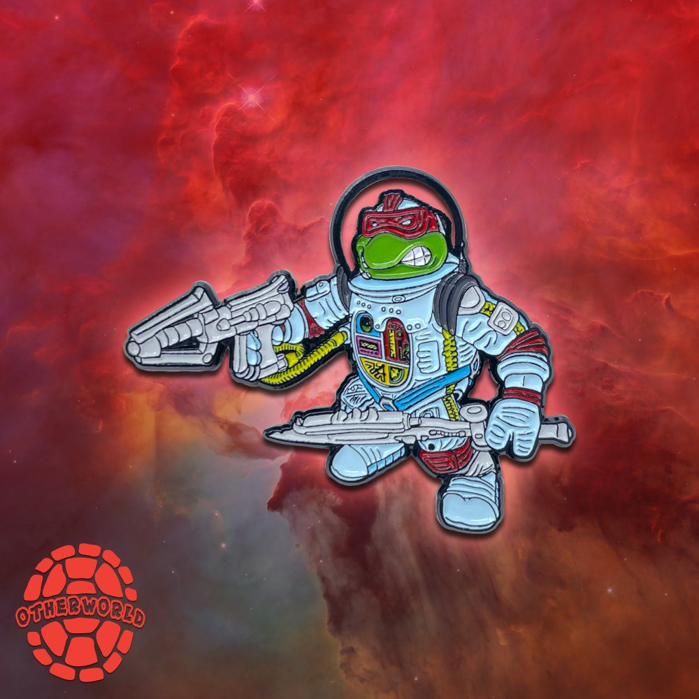 Image of Space Raph pin