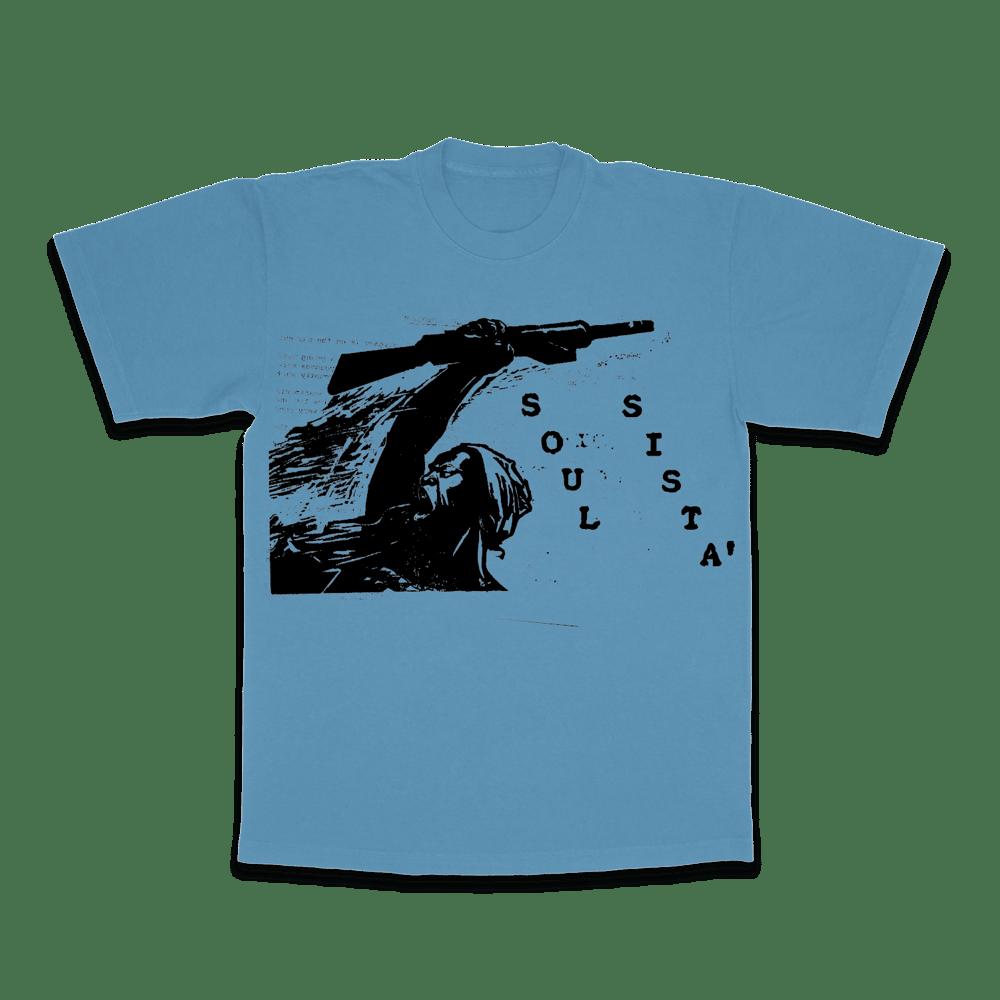 Image of soul sista t shirt