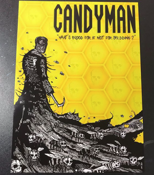 Image of Candy Man Movie Poster