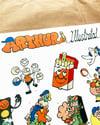 ARTHUR Illustrated