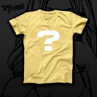 Image of MYSTERY SHIRT