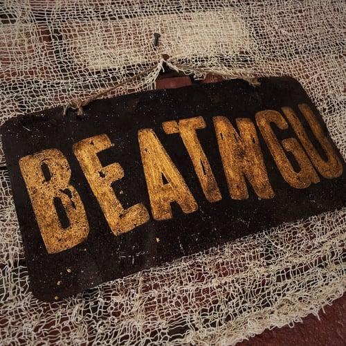 Image of BEATNGU REPLICA LICENSE PLATE