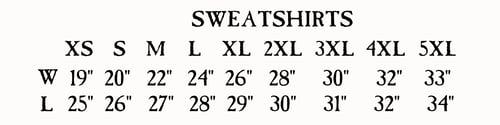 Image of CREEPER SWEATSHIRT