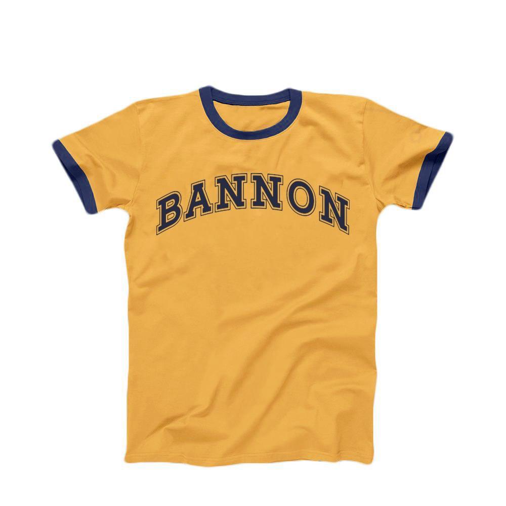 Image of BANNON RINGER SHIRT
