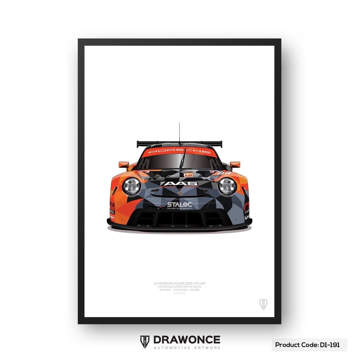 #99 Le Mans '21 (D1-191)