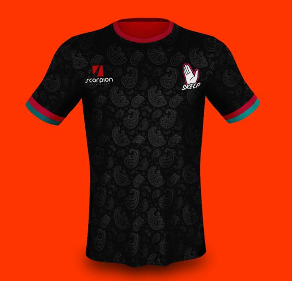 Image of Pre-order: Skelp Away Shirt 2021-2022