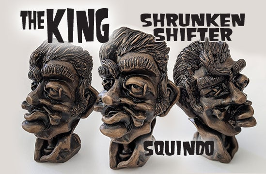 Image of The KING Shifter Knob