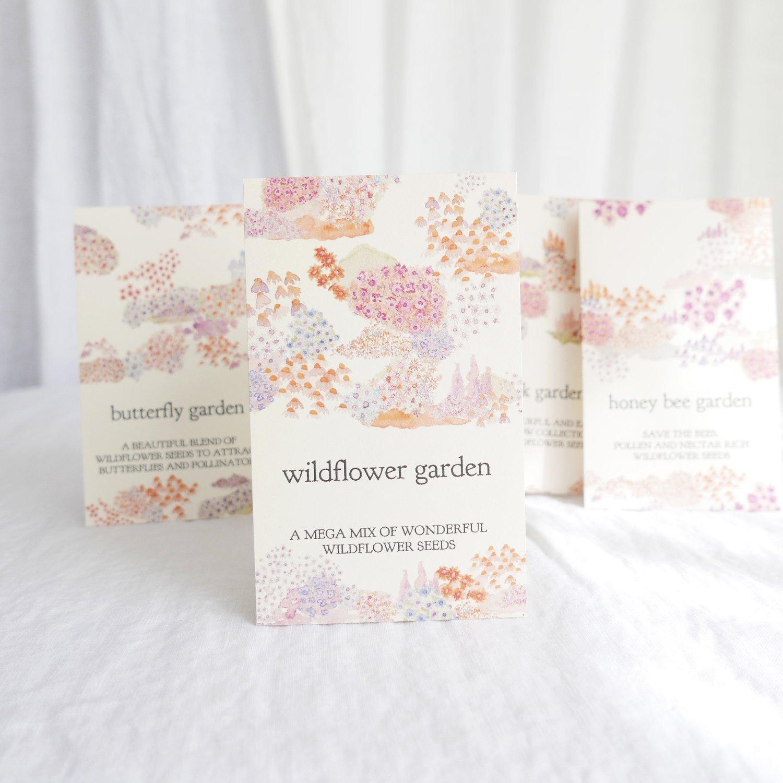 Image of Wildflower Seed Set