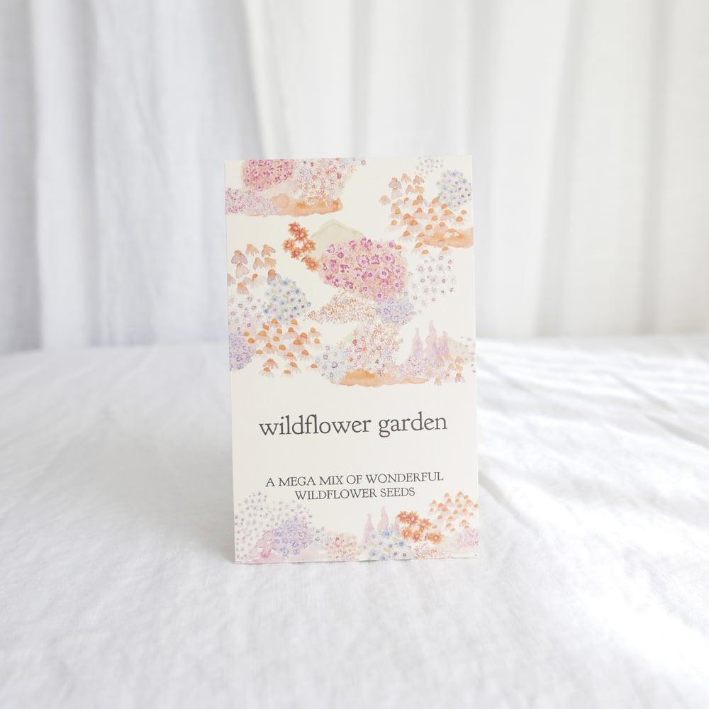 Image of Wildflower Garden Wildflower Seeds