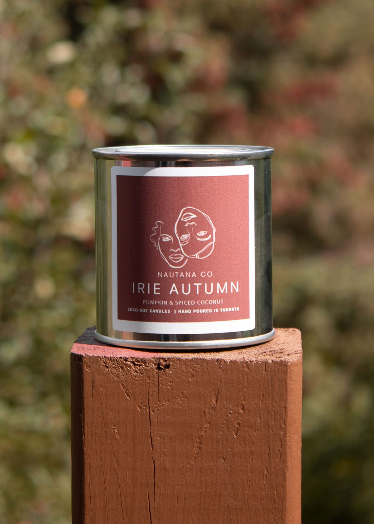 Image of Irie Autumn | Pumpkin Spice  FALL CANDLE