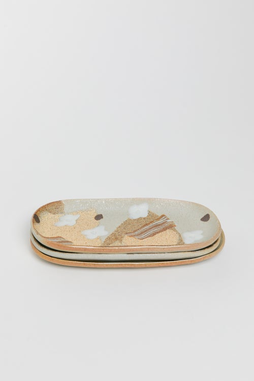 Image of Desert Spring - Long Oval Catchall