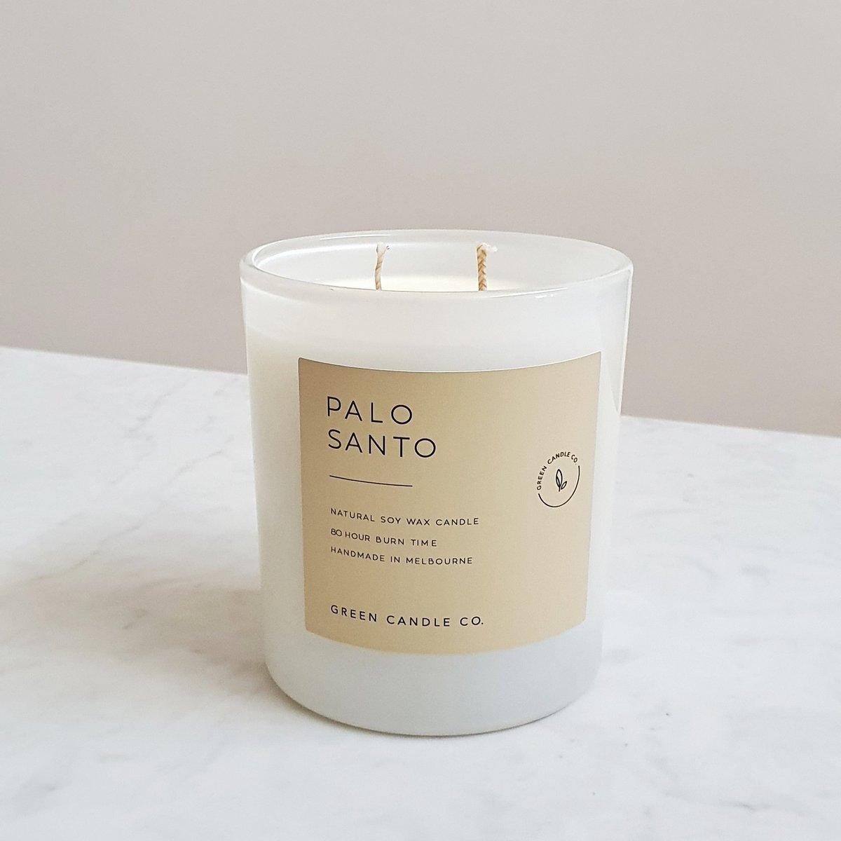 Image of PALO SANTO Candle / Large