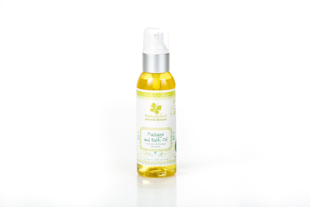 Image of Massage & Bath Oil